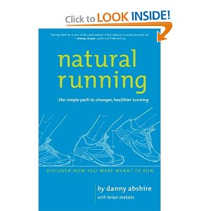 Natural Running Book